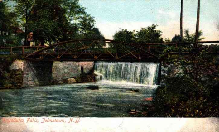 Johnstown, New York, USA - Cayadutta Falls