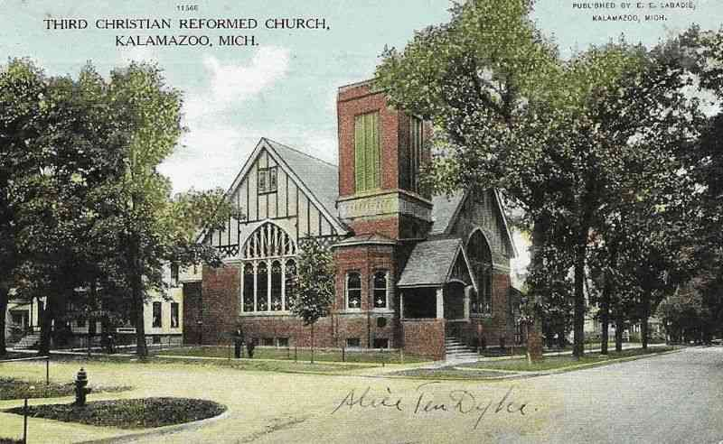 Kalamazoo, Michigan, USA - Third Christian Reformed Church
