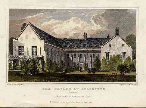 , Kent County, England - The Fryars at Aylesford