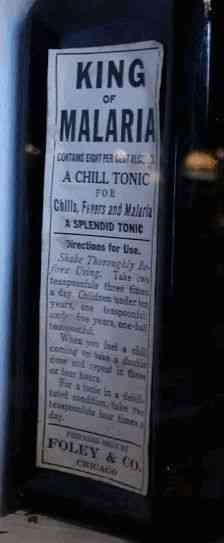 Chicago, Illinois, USA - King of Malaria