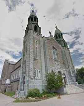 Lachine, Montréal, Québec, Canada (Saints-Anges-de-Lachine) - Église des Saints-Anges de Lachine