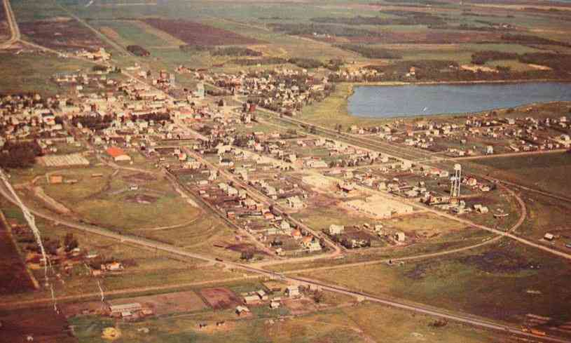 Where Is Leduc Alberta