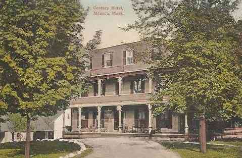 Monson, Massachusetts, USA - Century Hotel