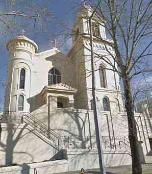 Montgomery, Alabama, USA - Church of St. Peter