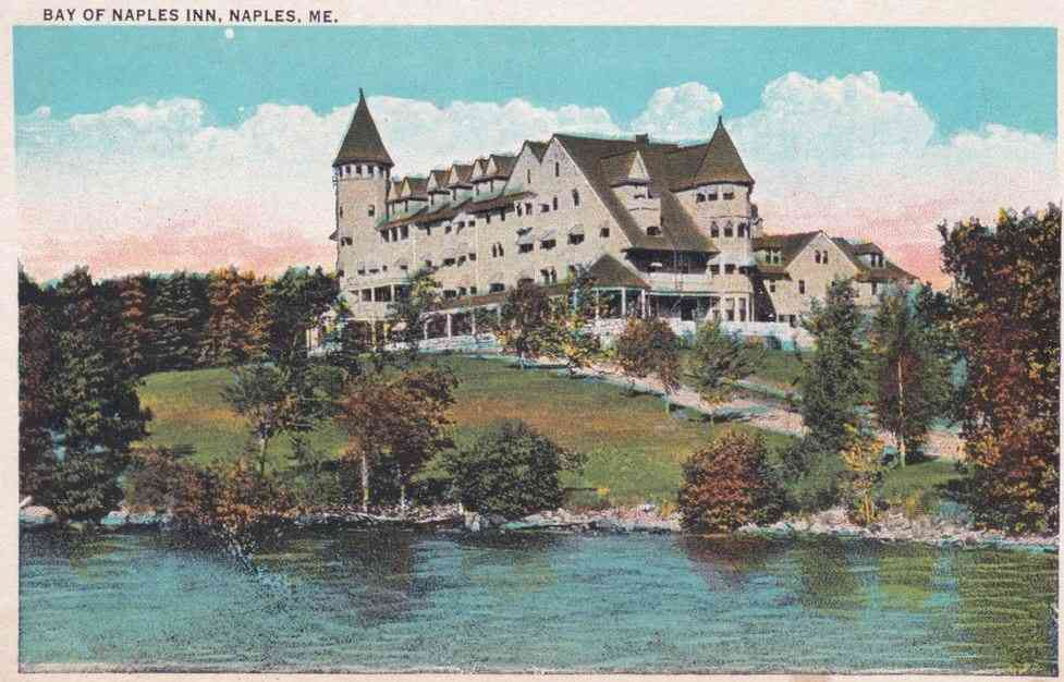 Naples, Maine, USA - Bay of Naples Inn