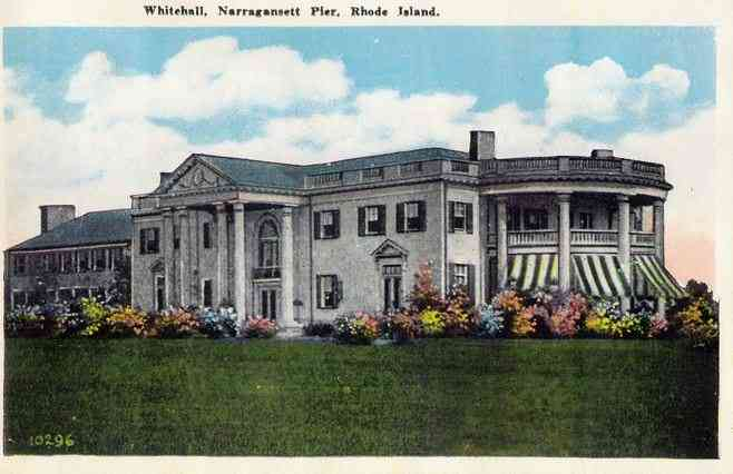 Narragansett Rhode Island Usa Point Judith History Photos