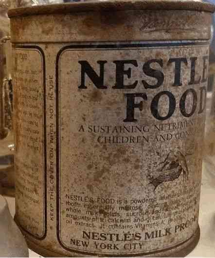 Manhattan, New York, USA (New York City) (New Amsterdam) - Nestle Food