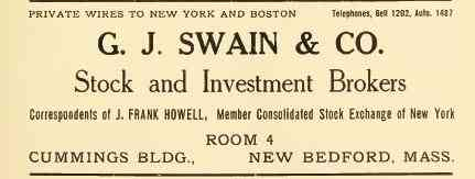 New Bedford, Massachusetts, USA - Private Wires to New York and Boston