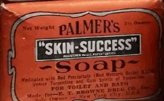 Manhattan, New York, USA (New York City) (New Amsterdam) - Palmer's Skin-Success Soap