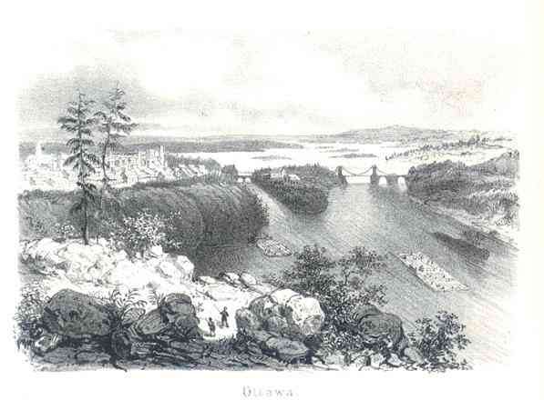 Ottawa, Ottawa, Ontario, Canada - Canadian Scenery, 