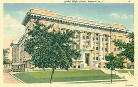 Passaic, New Jersey, USA - Junior High School