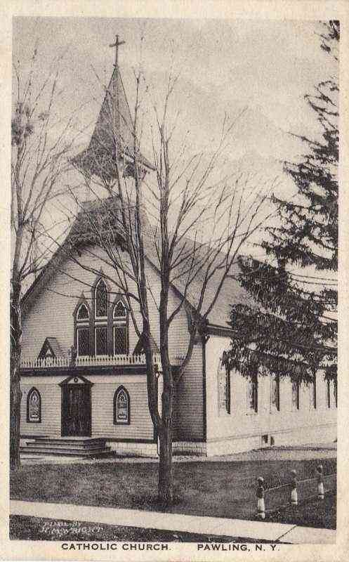 Pawling, New York, USA - Catholic Church