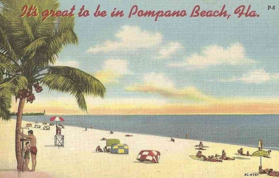 Pompano Beach, Florida, USA