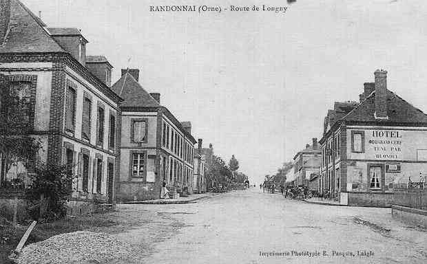 Randonnai, Perche, Normandie, France -