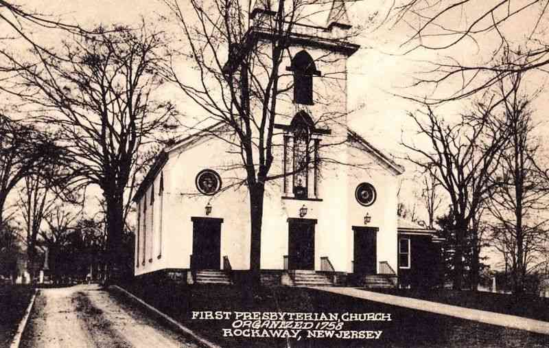 Rockaway, New Jersey, USA - First Presbyterian Church