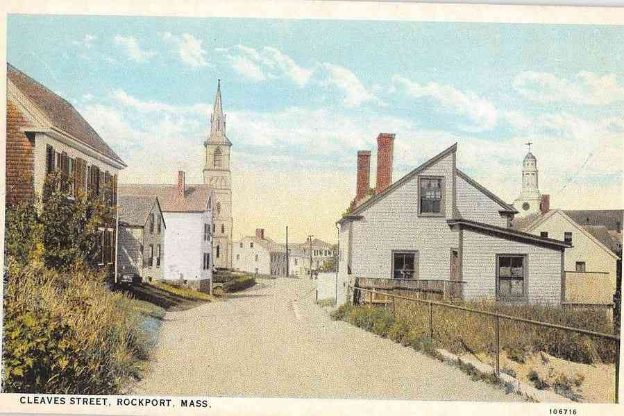 Rockport, Massachusetts, USA