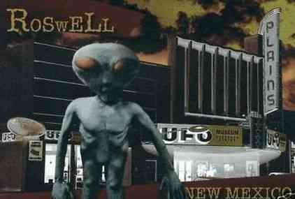 Roswell, Chaves, New Mexico, USA -