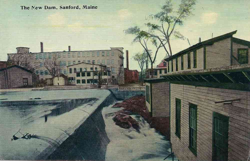 Sanford, Maine, USA
