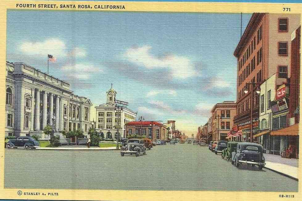 Santa Rosa, California, USA