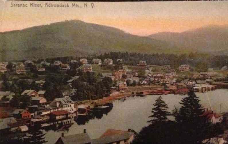 Saranac, New York, USA