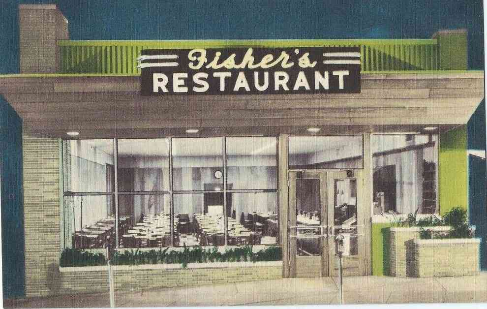 Sebring, Florida, USA - Fisher's Restaurant