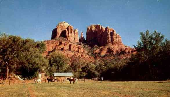 Sedona, Arizona, USA - Cathedral Rock