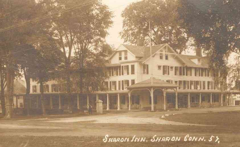 Sharon, Connecticut, USA - Sharon Inn