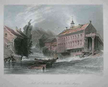Sherbrooke, Québec, Canada - Canadian Scenery, 