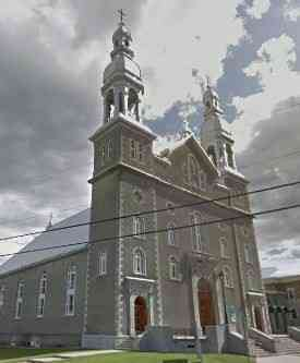 Sorel, Québec, Canada - Église de Saint-Pierre