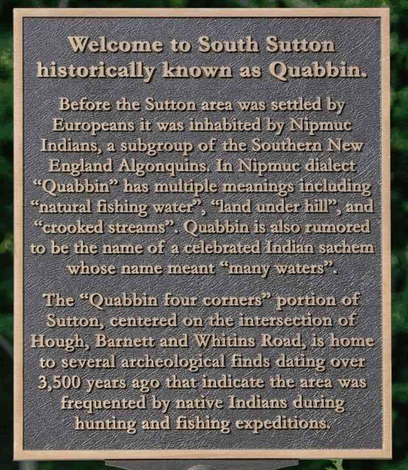 Sutton, Massachusetts, USA
