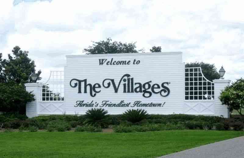The Villages, Florida, USA -