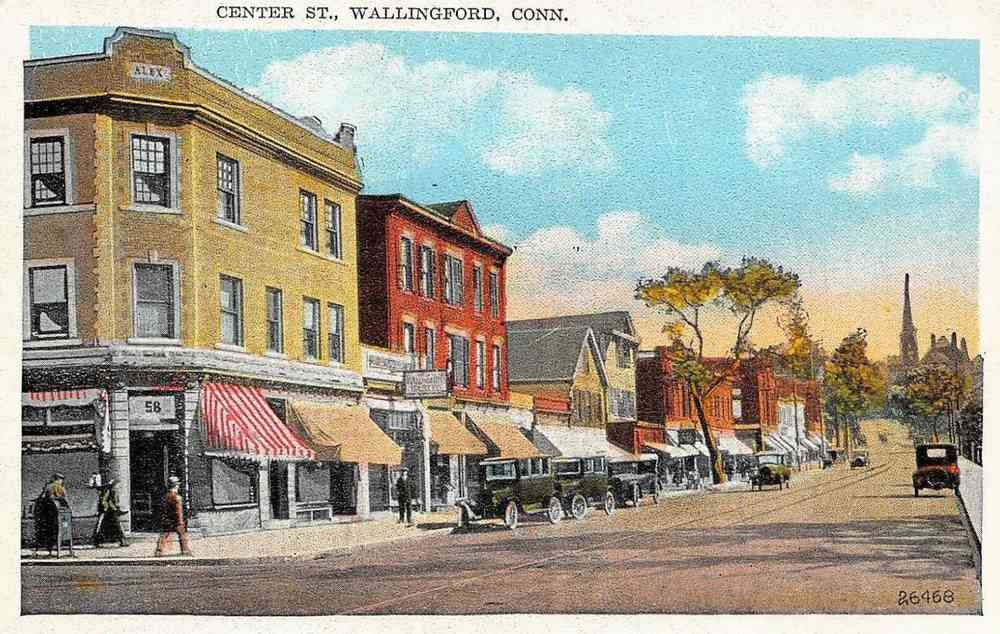 Wallingford, Connecticut, USA
