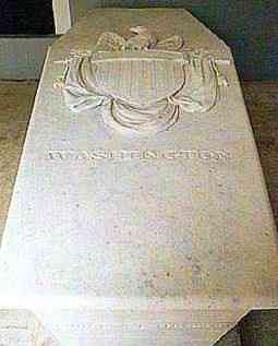 George WASHINGTON - Grave