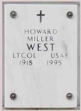 Howard Miller West - Grave
