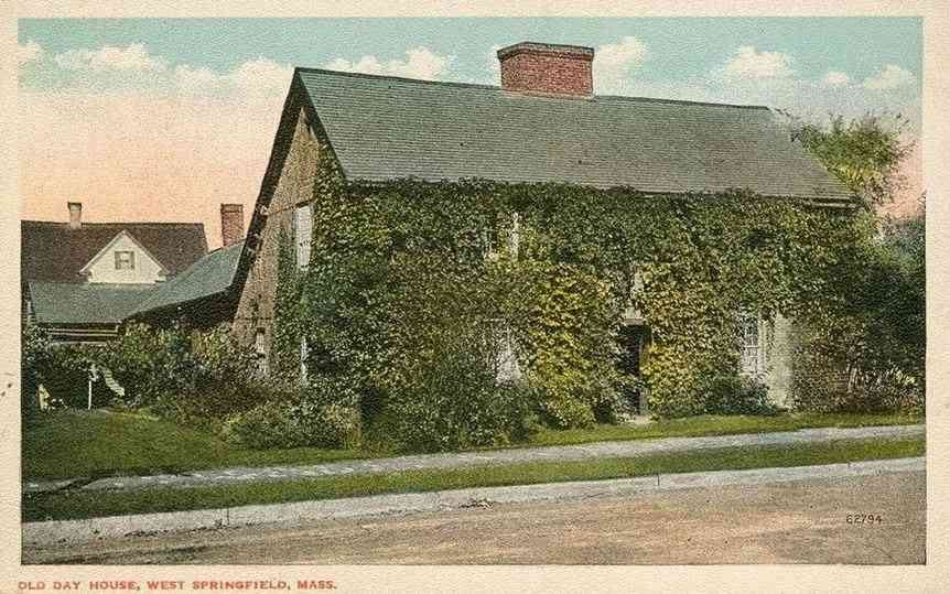 West Springfield, Massachusetts, USA - Old Day House
