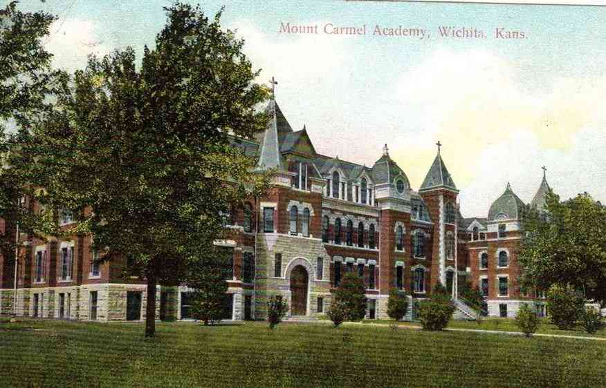 Wichita, Kansas, USA - Mount Carmel Academy