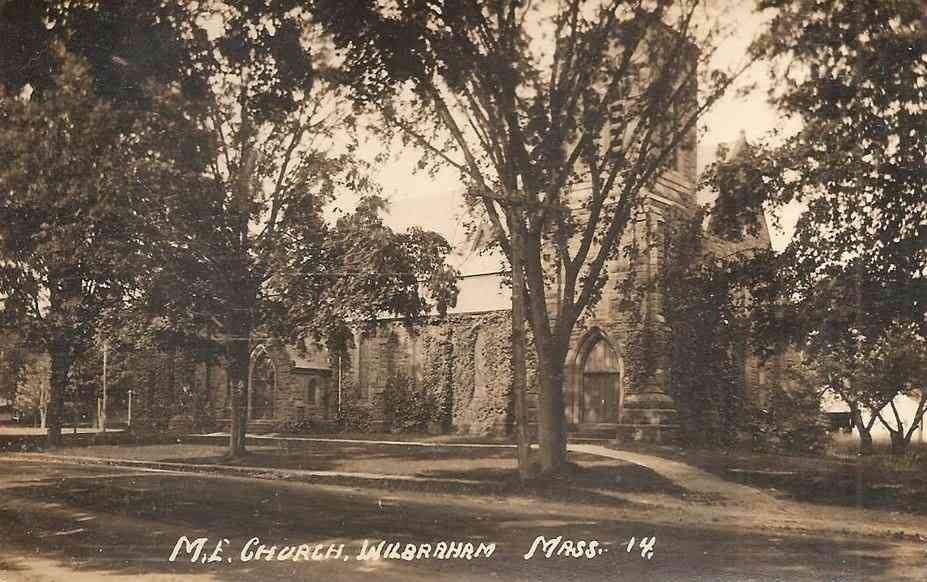 Wilbraham,  Massachusetts, USA - M. E. Church