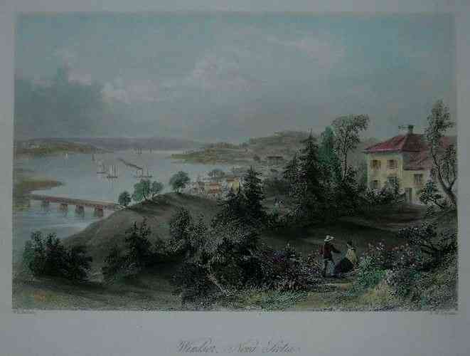 Windsor, Nova Scotia, Canada / Pisiquit, Acadia - Canadian Scenery, 