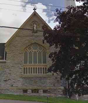Windsor, Nova Scotia, Canada / Pisiquit, Acadia - Church of St. John the Evangelist