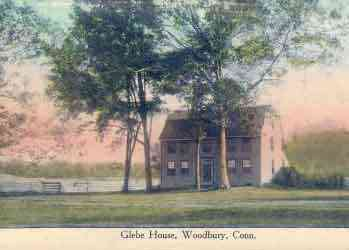 Woodbury, Connecticut, USA - Glebe House, Woodbury, Conn.