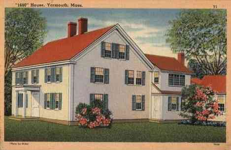 Yarmouth, Massachusetts, USA (South Yarmouth) (West Yarmouth) (Yarmouth Port) -
