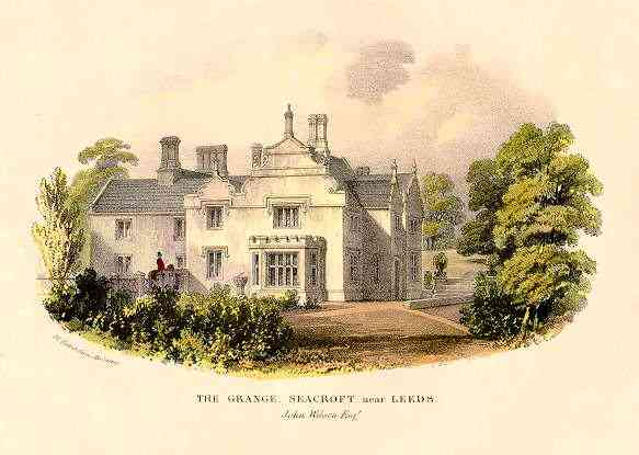 , Yorkshire County, England - The Grange, Seacroft near Leeds