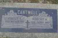 Robert Anthony CANTWELL