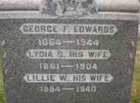 George Frederick EDWARDS